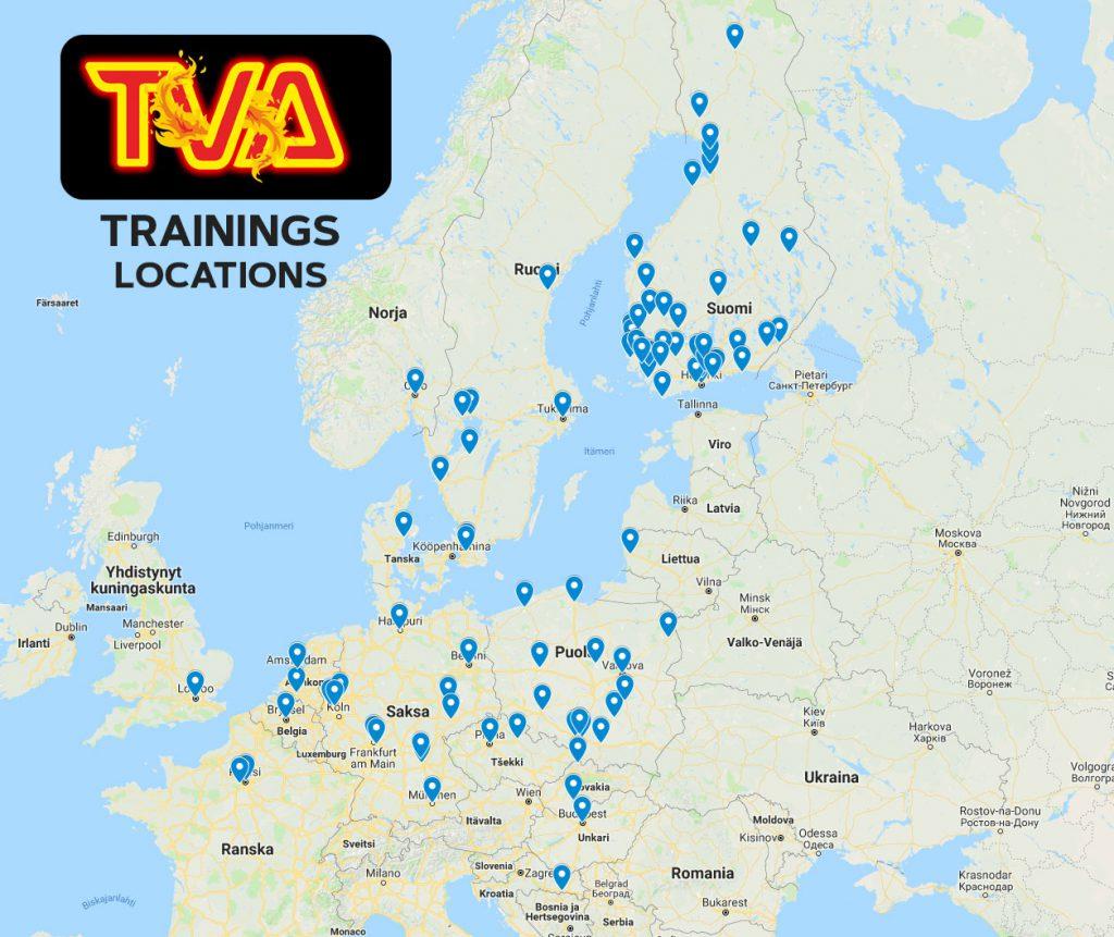 Tva Trainings Safety Trainings